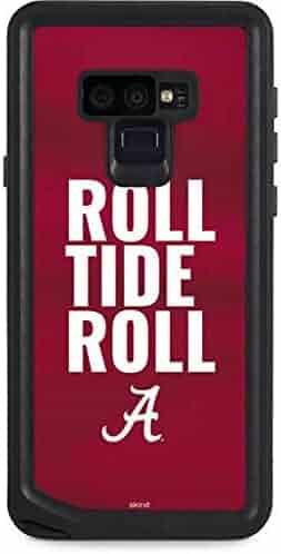 11a46383b Skinit University of Alabama Galaxy Note 9 Waterproof Case - Alabama Roll  Tide Roll Design -
