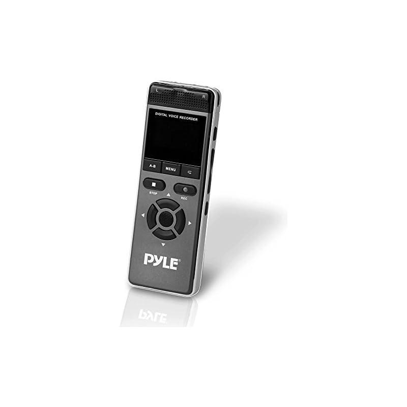 Pyle PVRCM500 Compact & Portable Digital