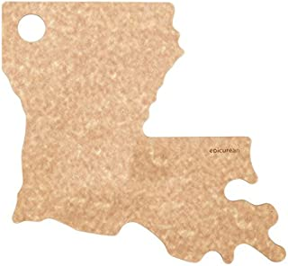 product image for Epicurean, Natural State of Louisiana Cutting and Serving Board, 12 11-Inch, Inch Inch
