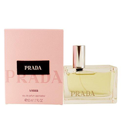PRADA AMBER For Women By PRADA Eau De Parfum Spray 1.7 Ounce (Prada Amber Perfume Best Price)