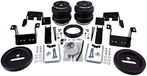 Airlift 57538 25690 Set of Rear Load Lifter 7500XL Series with Quick Shot Kit for Silverado Sierra 2500 3500