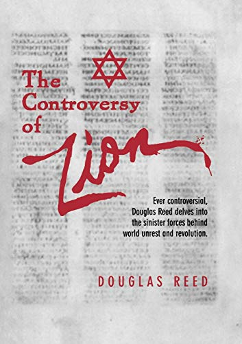 Book : The Controversy of Zion - Reed, Douglas