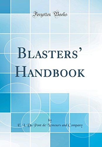 Blasters Handbook  Classic Reprint