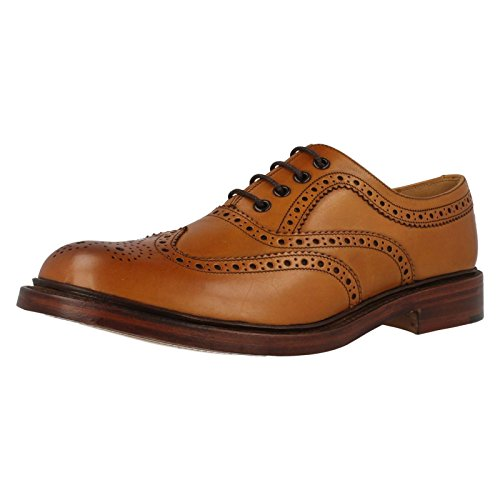Loake Ashby 10 Tan