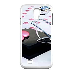 Here filled with love Samsung Galaxy S4 Case White