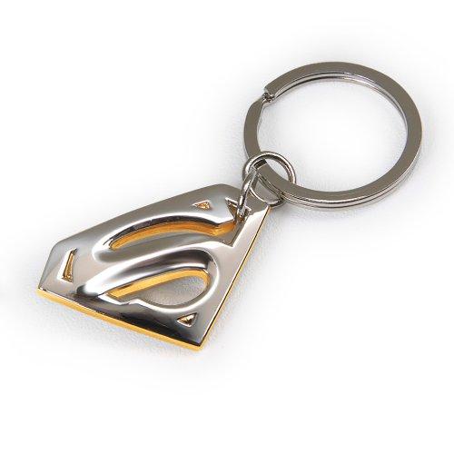 Click for larger image of Superman Returns Logo Keychain