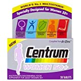 Centrum Women 50+ - 30 Tablets