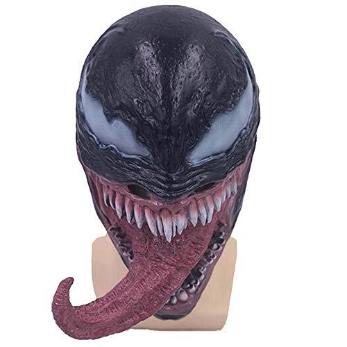 Halloween Head Hood Avengers Deadly Guardian Venom Mask Costume Cosplay Props ()
