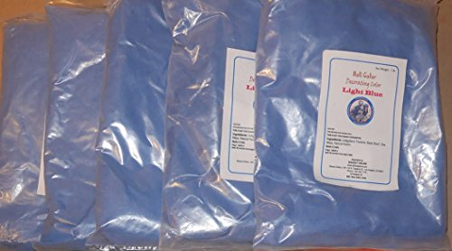 Blue Holi Color Powder - 5 LBS, BHARAT ONLINE BRAND, SOLD ONLY BY ALL INDIA STORE.Made of herbs and basic - India In All Online Stores