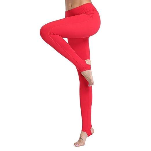 NSYJKPantaloni da Yoga Pantalones de Yoga Leggings ...