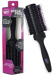 Wet Brush Escova redonda para volume e corpo – para cabelos grossos a grossos – Um sopro perfeito com menos do
