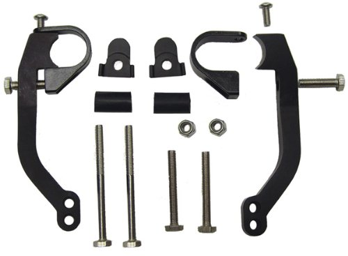 [PowerMadd 34252 Star Series / Trail Star Handguard Mount Kit - ATV/Motorcycle] (Grd Series)