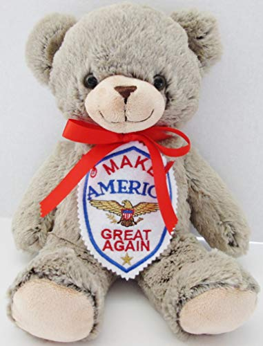 Teddy Bear Make America Great Again Trump USA ()