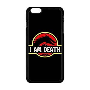 """Danny Store Hardshell Cell Phone Cover Case for New iPhone 6 Plus (5.5""""), Dinosaur Skull"""