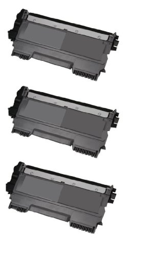 Speedy Inks - 3pk Compatible Brother TN450 TN-450 TN-420 TN420 HY Toner Cartridge for use in DCP-7060D, DCP-7065DN, HL-2130, HL-2132, HL-2220, HL-2230, HL-2240, HL-2240D, HL-2242D, HL-2250DN
