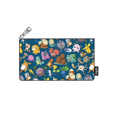 Estuche para lápices Loungefly Pokemon All Time Fave Print