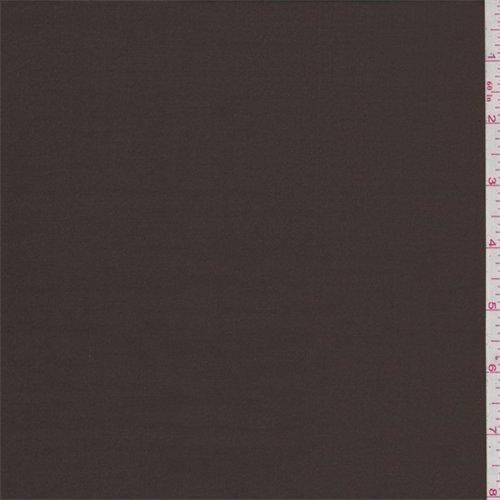 Carob Brown Bemberg Lining, Fabric by The Yard