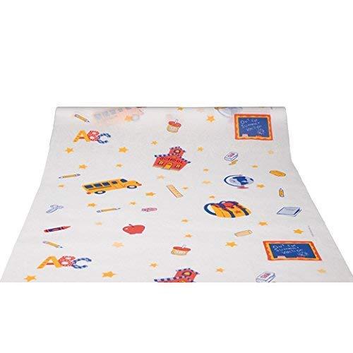 MooreBrand Pediatric Prints Table Paper Crepe Pediatric Combo Print 18 x 12539;