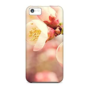 CaroleSignorile Cases Covers For Iphone 5c - Retailer Packaging Flowering Quince Protective Cases