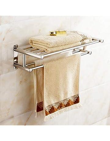 Toalleros de aro para baño  7e6c1f359e92