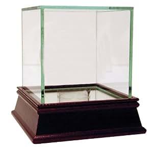 Steiner Sports 3-Ball Glass Baseball Case