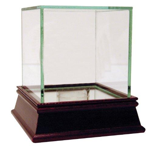 Steiner Sports Glass Single Baseball - Single Glass Baseball Case