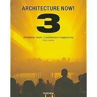 Architecture Now Vol. III