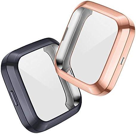 Cavn Hülle Kompatibel Mit Fitbit Versa 2 Schutzhülle Elektronik