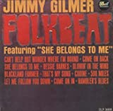 folkbeat LP -  JIMMY GILMER, Vinyl
