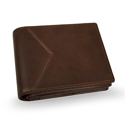 Lavievert Crazy Horse Genuine Leather Central product image