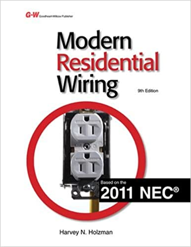 Excellent Buy Modern Residential Wiring Book Online At Low Prices In India Wiring Digital Resources Indicompassionincorg