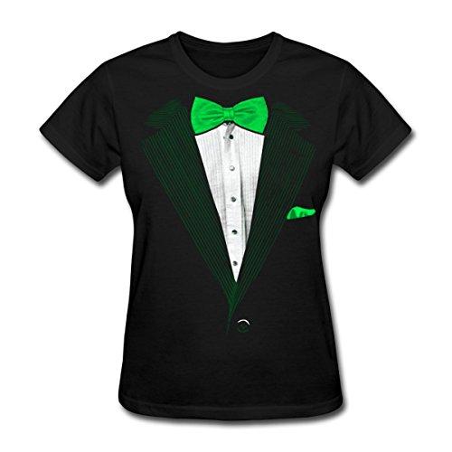 st-patricks-day-tuxedo-tux-womens-t-shirt-by-spreadshirt-l-black