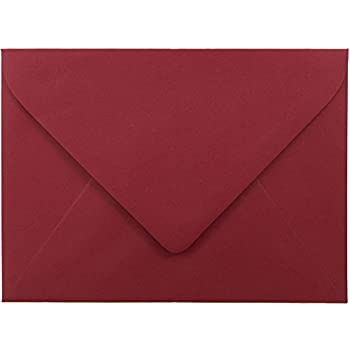 Amazon 50 pack size a7 250gsm invitation luxury invitation 5 jam paper a7 invitation envelopes with euro flap 5 14 x 7 stopboris Image collections