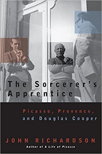 Picasso The Sorcerers Apprentice Provence and Douglas Cooper