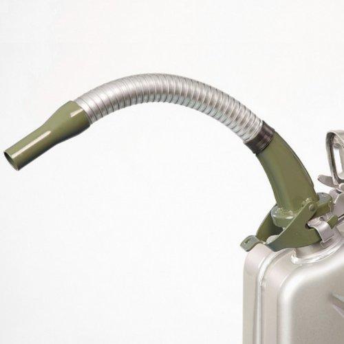 4 opinioni per Oxid7®- Tanica per carburante, in metallo, portata: 20 l, con omologazione UN-