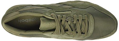 Hunter Cl Vert Chaussures Green Reebok Green Running de Hunter Nylon Femme BFqwxdz