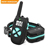 BESTHING Dog Training Collar with Remote, 1450ft Remote Dog Shock Collar, 100% Waterproof, Beep/Vibra/Electric Shock 1-100 Levels