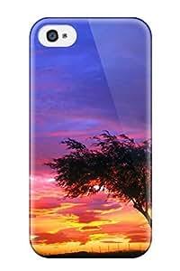 AmandaMichaelFazio Fashion Protective Pretty Colorful Night Sky Case Cover For Iphone 4/4s