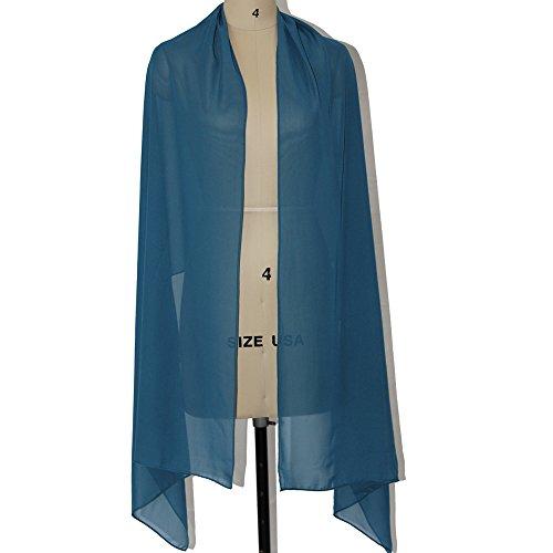 ink blue dress - 1