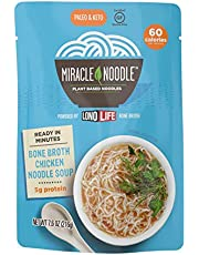 Miracle Noodle Bone Broth, Chicken, 216 Grams