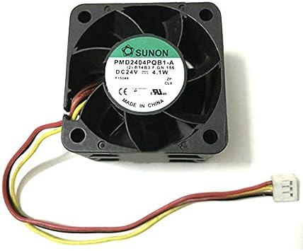 Ayazscmbs enfriamiento Ventilador para SUNON 4028 PMD2404PQB1-A ...