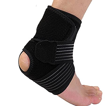 3 Colors Left Right Ankle Safety Ankle Support Gym Running Protection Accessory Ankle Brace Band Guard Sport Foot Bandage Back To Search Resultssports & Entertainment
