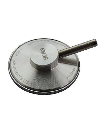 MDF® Single Head Lightweight Stethoscope - Royal Blue (MDF727-10) by MDF Instruments (Image #5)