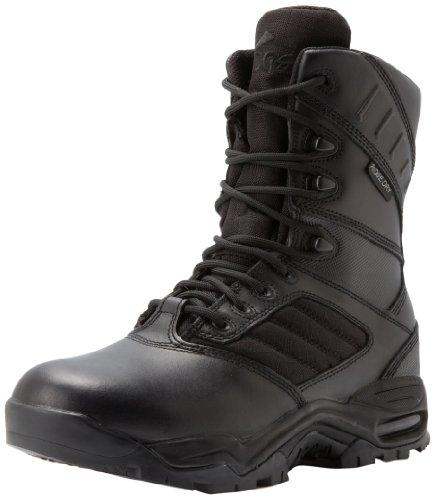 - Ridge Footwear Men's Ultimate Zipper Boot,Black,14 M US