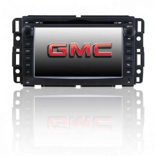 OTTONAVI GMC Acadia 07-11 OEM Fitment OEM Replacement In Dash Double Din Touch Screen iPod DVD GPS Navigation Radio Review