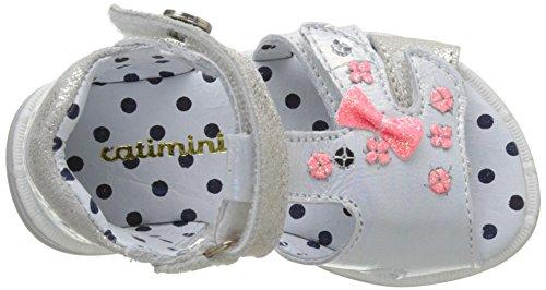Catimini Puce - Primeros Pasos de Otra Piel Bebé-Niños Blanc (Vte Blanc-Fluo Dpf/Rania)