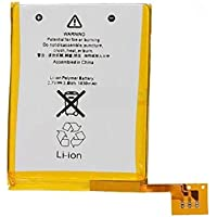 New Internal Replacement Battery Compatible For iPod Touch 5th Generation + Free Toolkit, Stalion Strength Li-Polymer Battery 1030mAh 3.7V for Apple iPod Touch 5