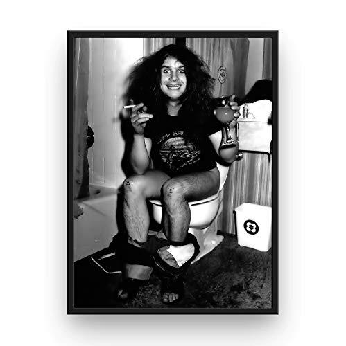 Ozzy Osbourne Poster 13x19