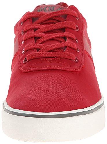 Polo Ralph Lauren Manar Hanford Mode Sneaker Röd / Röd