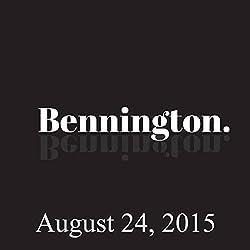 Bennington, Emma Willmann, August 24, 2015